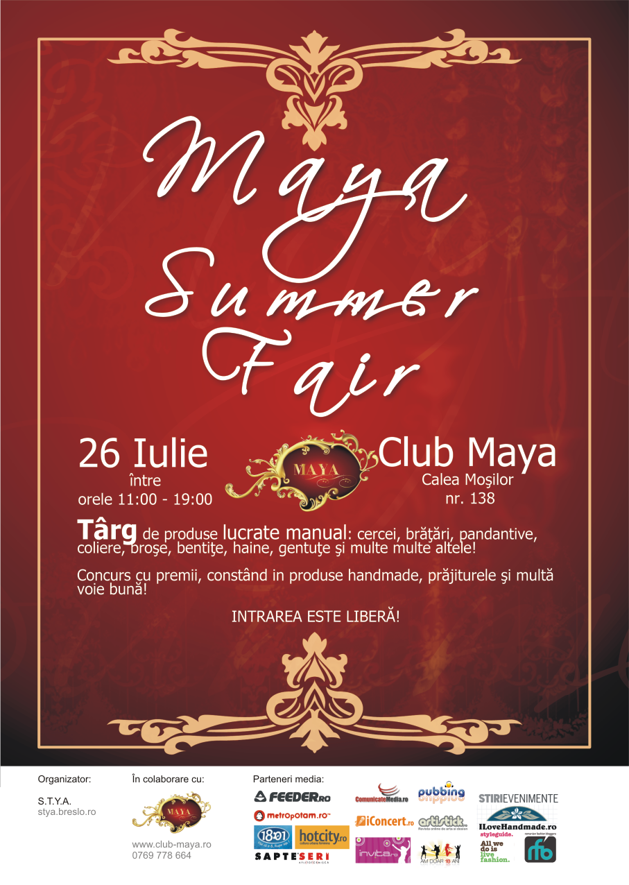 afis_Maya_Summer_Fair